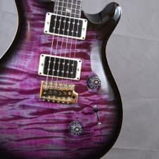 Paul Reed Smith Custom 24 Custom Guitar 2016 Purple Burst image