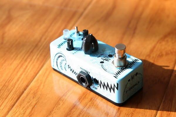 F-pedals RobotHolic Vintage Future fpedals