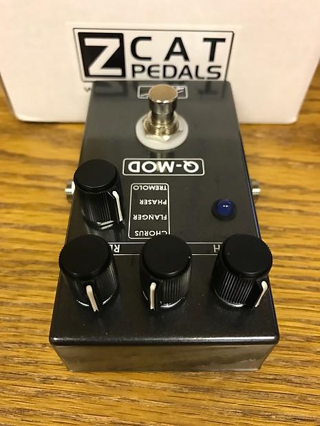 Z Cat Pedals ZCAT Q-Mod (Chorus, Fl...