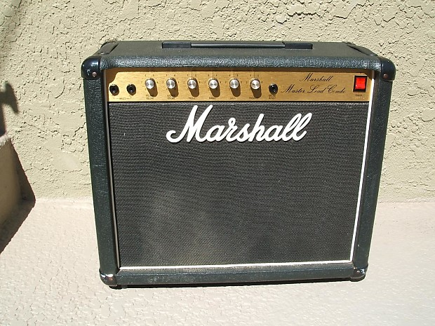 marshall jcm 800 era master lead 1 12 combo amp model 5010 reverb. Black Bedroom Furniture Sets. Home Design Ideas