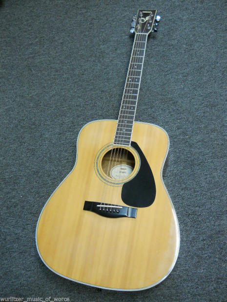 Yamaha fg 441s solid spruce top acoustic guitar reverb for Yamaha fg700s dimensions