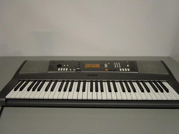 Yamaha ypt 310 portatone electronic keyboard reverb for Yamaha portatone keyboard