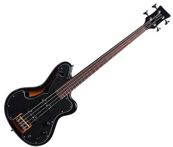 italia imola 4 string tobacco sunburst electric bass guitar w wilkinson pickups reverb. Black Bedroom Furniture Sets. Home Design Ideas
