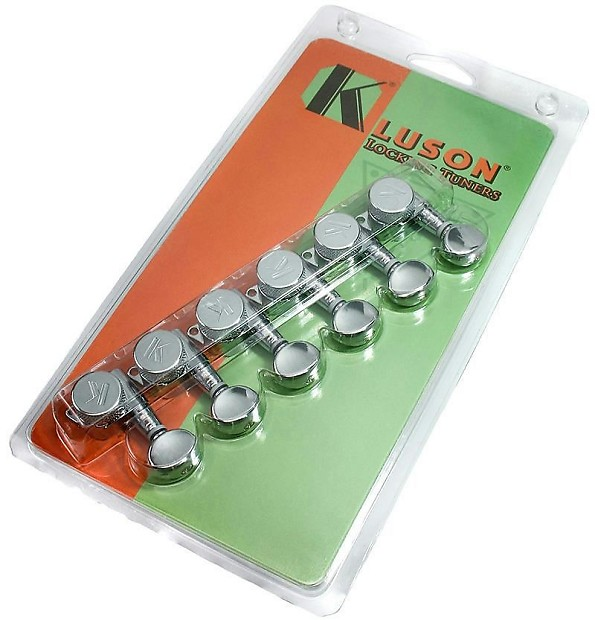 How paraphrase? Kluson guitar tuners on a strip reply))) recommend
