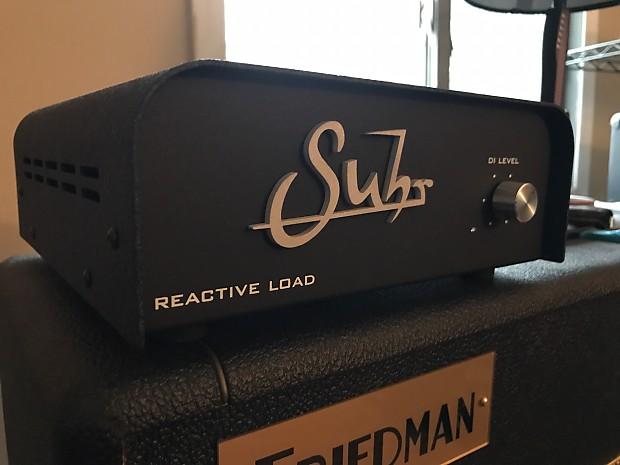 Suhr Reactive Load Box Reverb