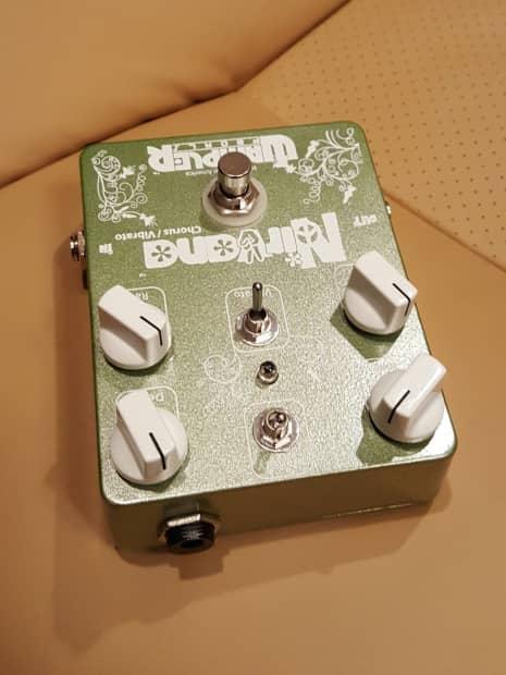 wampler nirvana chorus vibrato guitar effect pedal reverb. Black Bedroom Furniture Sets. Home Design Ideas