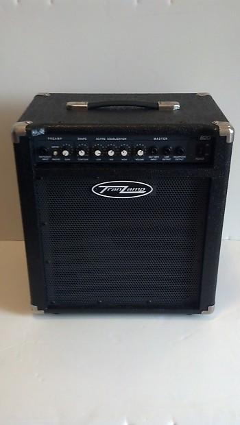 genz benz tranzamp b20 bass guitar practice amp 20 watt combo reverb. Black Bedroom Furniture Sets. Home Design Ideas