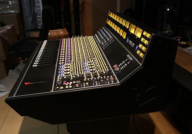 api 1608 analog recording console reverb. Black Bedroom Furniture Sets. Home Design Ideas
