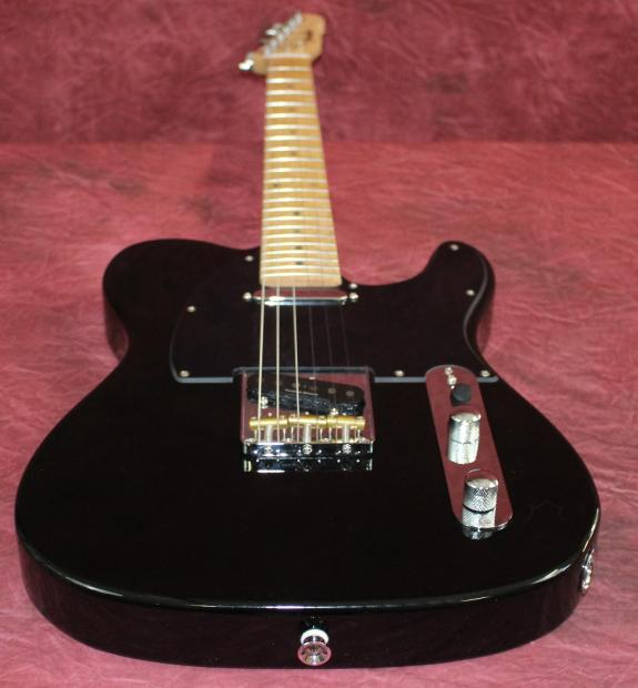 fender special edition lite ash telecaster black electric guitar reverb. Black Bedroom Furniture Sets. Home Design Ideas