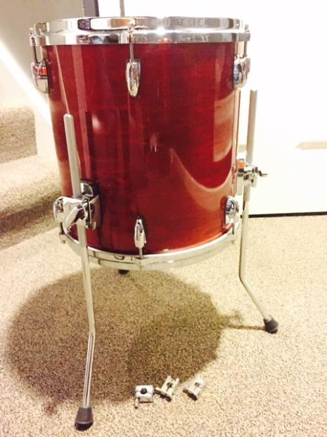 Gretsch usa custom 13x13 floor tom 2013 reverb for 13 floor tom