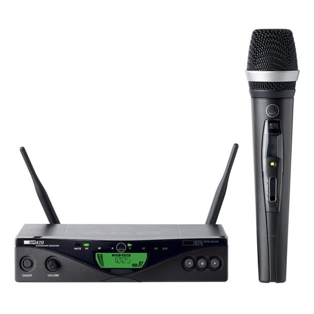 akg wms470 vocal set d5 handheld wireless system band 1 reverb. Black Bedroom Furniture Sets. Home Design Ideas