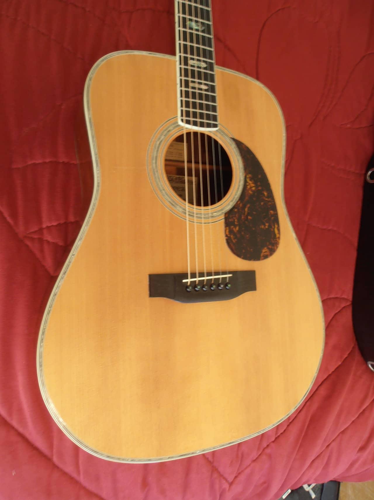 vintage alvarez acoustic