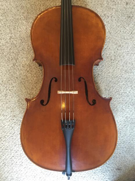 Full size professional cello reverb for Yamaha electric cello svc 210