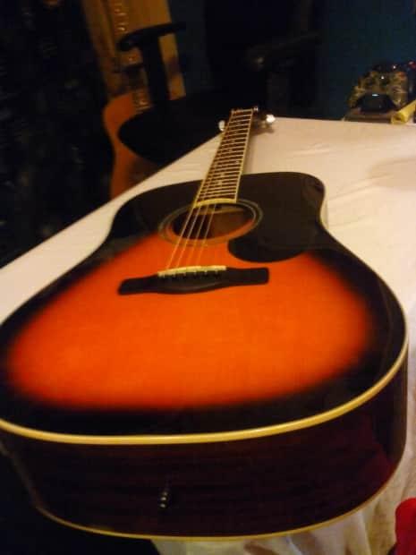 Woods Auto Sales >> Samick (Designed By Greg Bennett) GD 100S VS Acoustic Guitar | Reverb