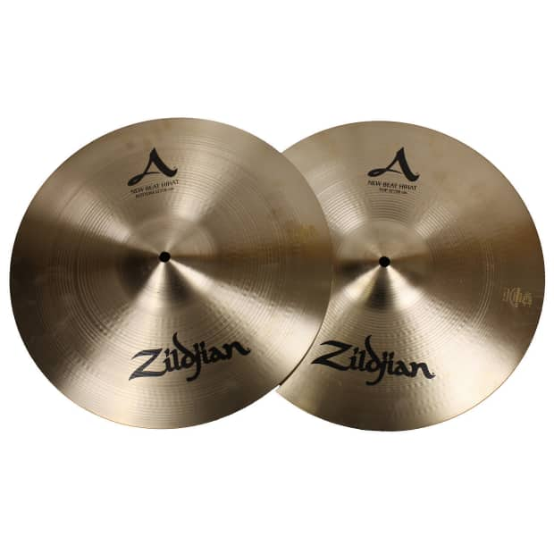 zildjian 15 a new beat hi hats reverb. Black Bedroom Furniture Sets. Home Design Ideas