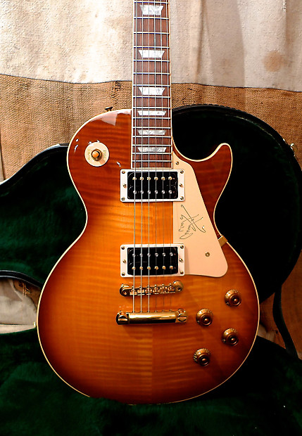 Gibson Les Paul Standard Jimmy Page Signature 1996