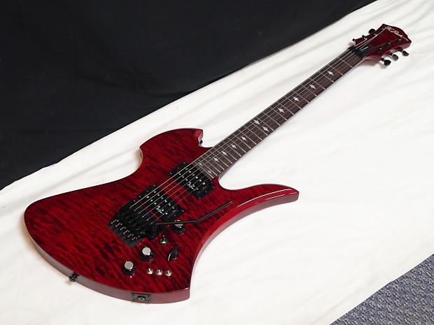 bc rich mockingbird stc electric guitar trans red new floyd reverb. Black Bedroom Furniture Sets. Home Design Ideas