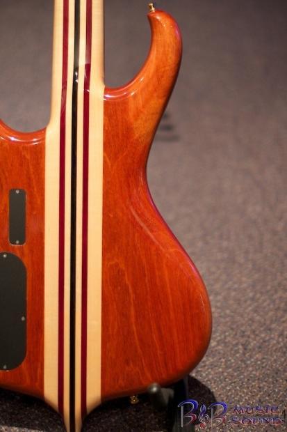 alembic bkpointcus5 natural 36 scale balance k point custom 5 string bass reverb. Black Bedroom Furniture Sets. Home Design Ideas