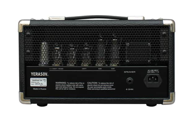 yerasov gavrosh 10h 10w guitar tube amp head 8ohm best reverb. Black Bedroom Furniture Sets. Home Design Ideas