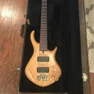 Warrior Signature 5 String Bass 2004