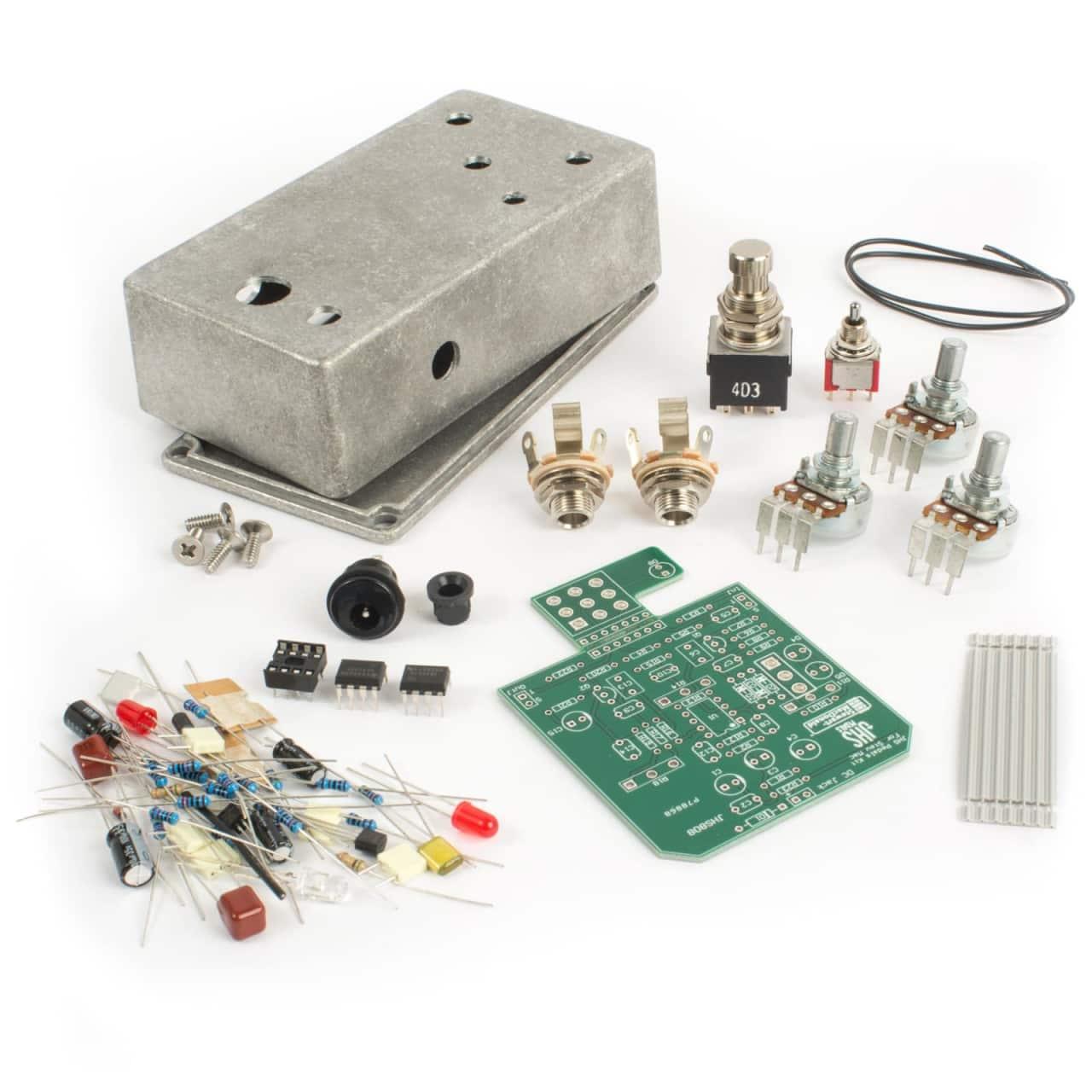 stewmac jhs 808 overdrive pedal kit reverb. Black Bedroom Furniture Sets. Home Design Ideas