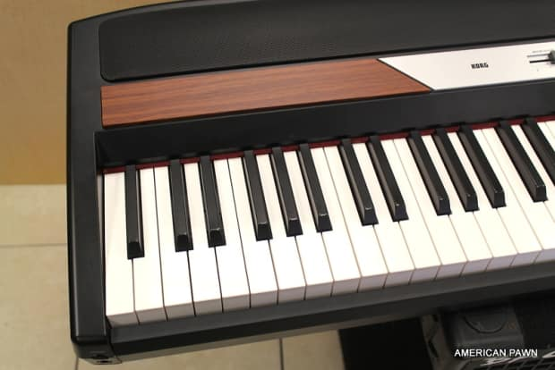 korg sp 250 electric piano keyboard with 88 weighted keys reverb. Black Bedroom Furniture Sets. Home Design Ideas