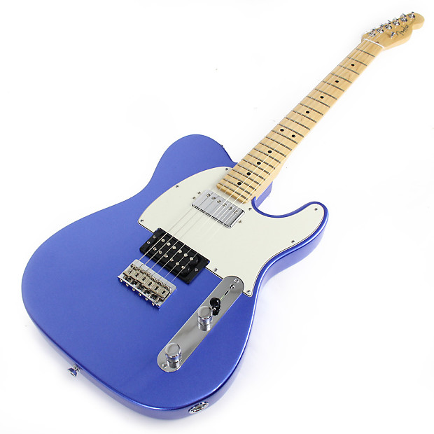 fender american standard telecaster hh electric guitar in reverb. Black Bedroom Furniture Sets. Home Design Ideas