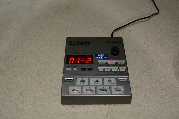 Micro rhythmtrak zoom mrt-3b