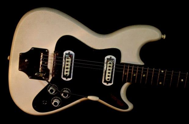 Klira Triumphator 1964 White Vinyl Made In Germany