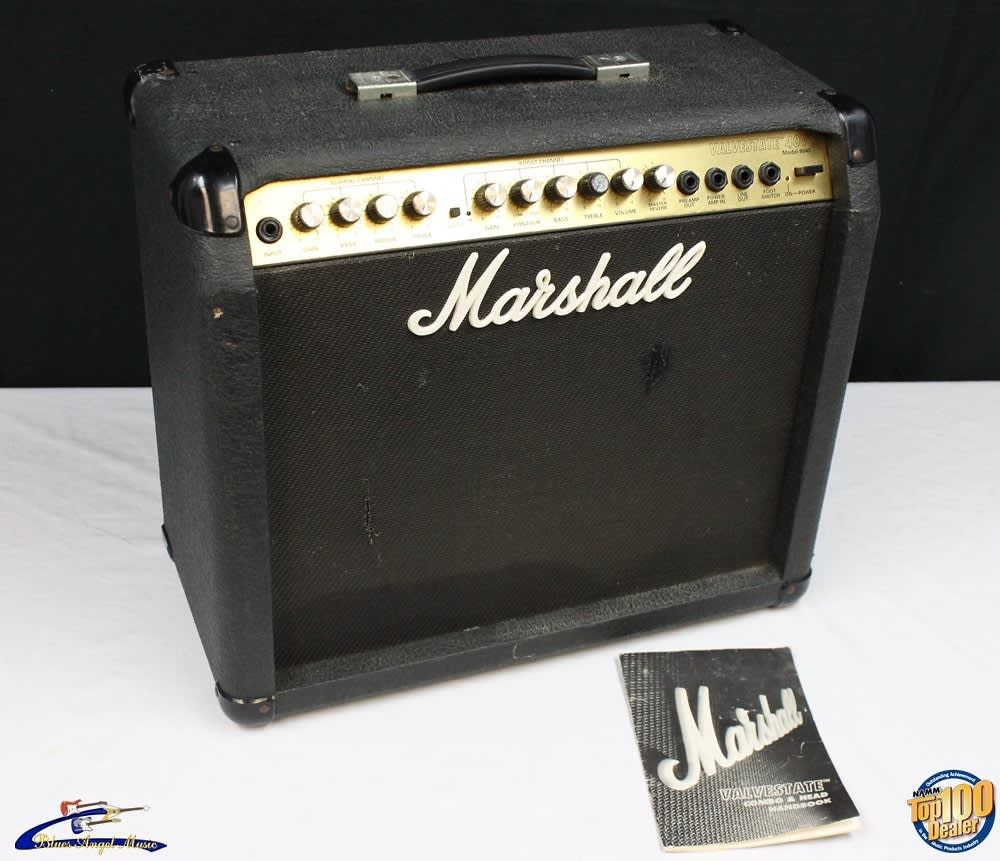 marshall valvestate 40v model 8040 1x12 combo amp reverb. Black Bedroom Furniture Sets. Home Design Ideas