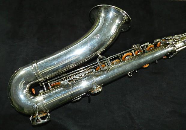 yamaha yts 62 tenor saxophone silver plated reverb. Black Bedroom Furniture Sets. Home Design Ideas