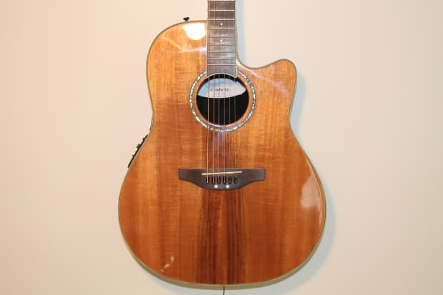 Ovation Guitars Celebrity Series Acoustic-electric Guit ...
