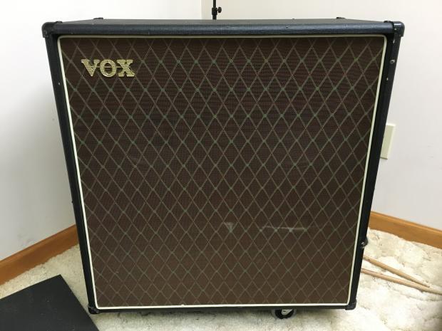 vox v412bn 4x12 cab reverb. Black Bedroom Furniture Sets. Home Design Ideas