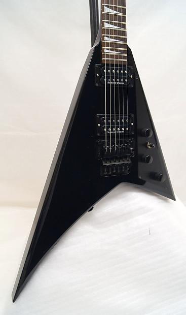 jackson rr5fr electric guitar black new old stock reverb. Black Bedroom Furniture Sets. Home Design Ideas
