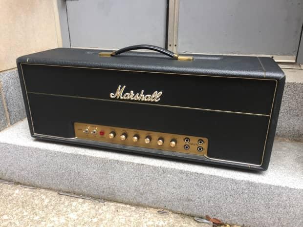 marshall 1959hw handwired plexi 2005 reissue reverb. Black Bedroom Furniture Sets. Home Design Ideas