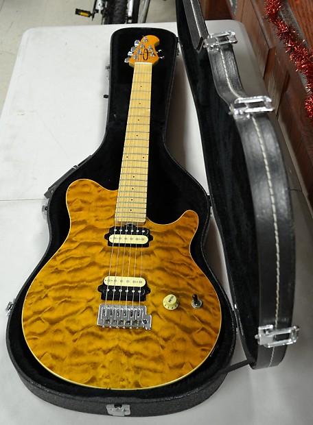 Pawn Shop Austin >> Ernie Ball OLP MM1 6-String Electric Guitar | Reverb