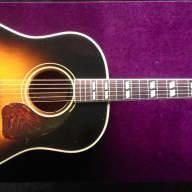 "Gibson Southern Jumbo ""SJ""  1951 Sunburst Near Mint W/ OHSC"