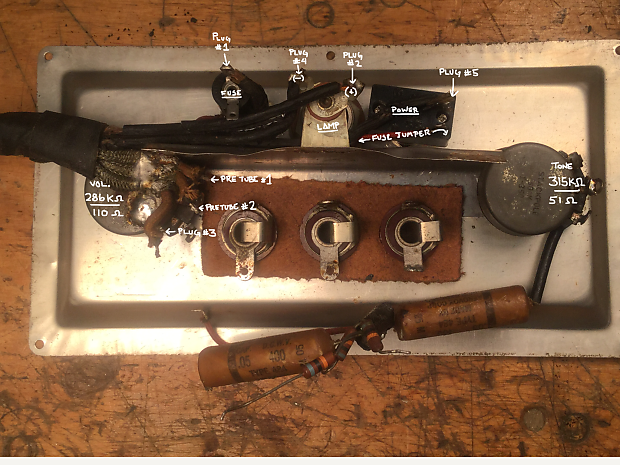 Vintage Epiphone Amplifier 50