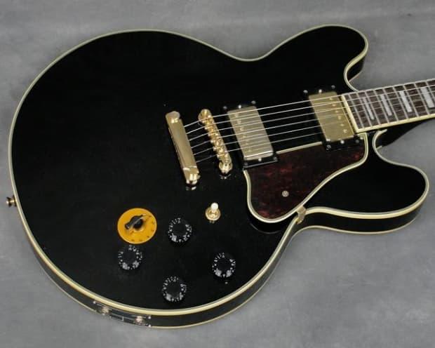 epiphone b b king lucille guitar w hardshell case reverb. Black Bedroom Furniture Sets. Home Design Ideas
