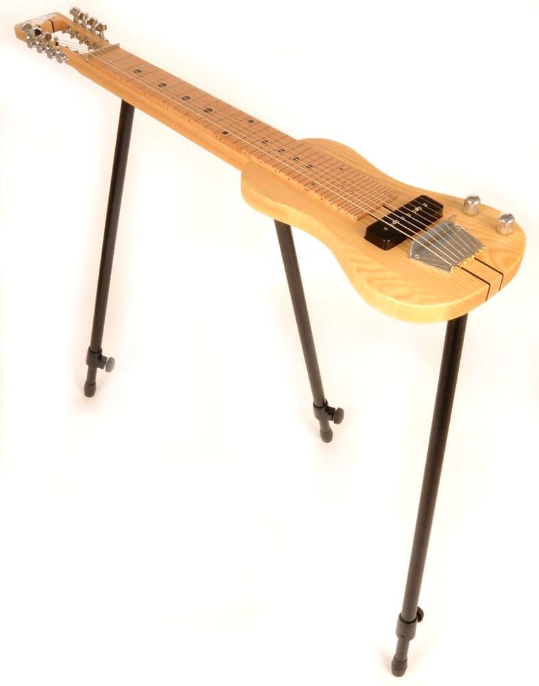 sx lap 8 ash na 8 string lap steel guitar w stand and bag reverb. Black Bedroom Furniture Sets. Home Design Ideas