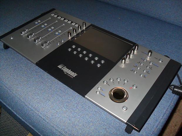 euphonix mc control surface mixer controller reverb. Black Bedroom Furniture Sets. Home Design Ideas