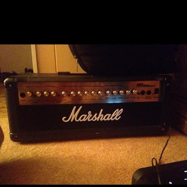 Marshall Mg100hdfx Reverb