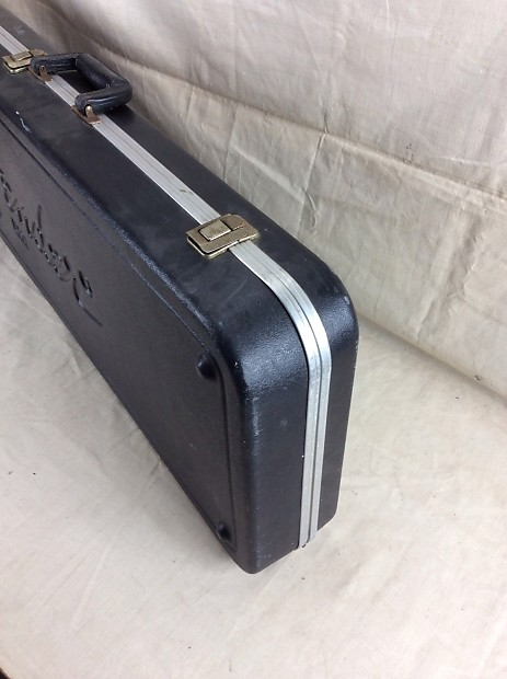 used fender bullet electric guitar hard shell case circa reverb. Black Bedroom Furniture Sets. Home Design Ideas