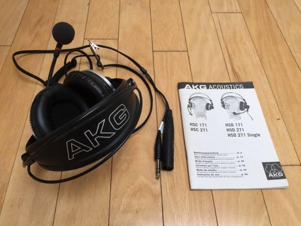 AKG HSC271
