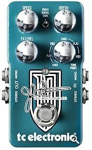 TC Electronic John Petrucci Dreamscape Chorus Flanger Vibrato Guitar Pedal