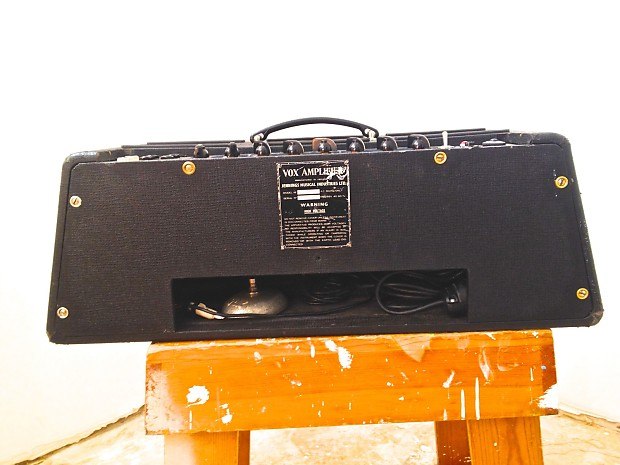 vox ac30 top boost trapezoid head 2 12 cab and stand reverb. Black Bedroom Furniture Sets. Home Design Ideas