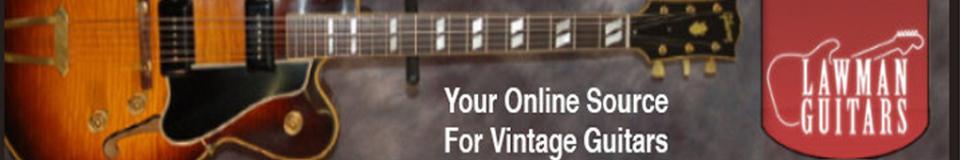 Lawman Guitars