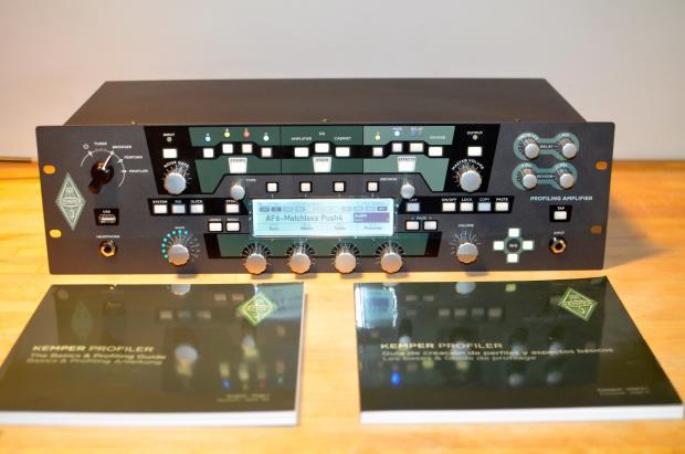 kemper profiler power rack manual 1
