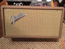 Fender '63 Reverb Unit 1990's USA-Made Reissue, Plus NOS 6K6 Included image