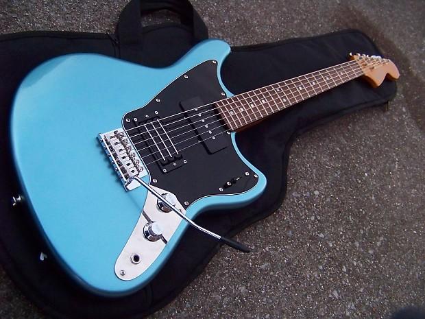 fender modern player marauder guitar lake placid blue reverb. Black Bedroom Furniture Sets. Home Design Ideas
